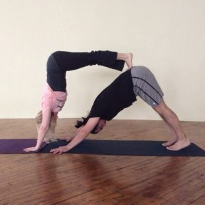 benefits of practicing partner yoga  the yoga loft